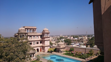 Photo: hotel castle mandawa
