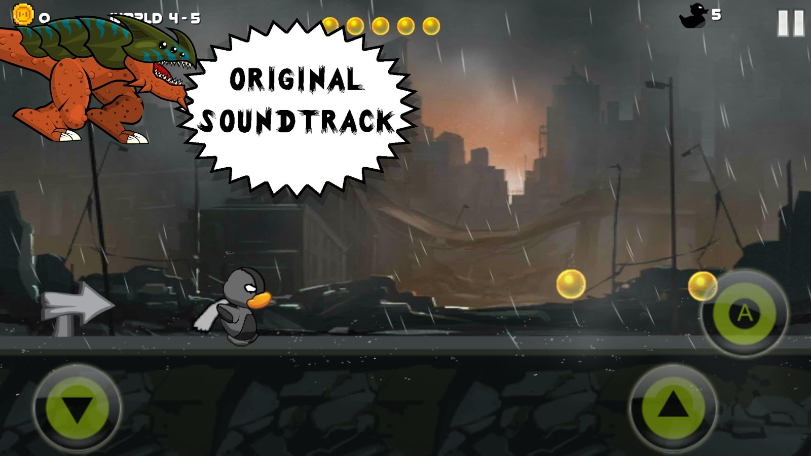 The Duck Knite- screenshot
