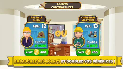 Holyday City Tycoon: Idle Resource Management  captures d'écran 5