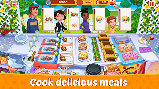 Crazy Restaurant Chef - Cooking Games 2020 1.2.8 screenshots 2