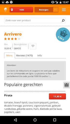 Pizza.be|玩生活App免費|玩APPs