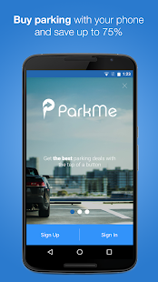 ParkMe Parking- screenshot thumbnail