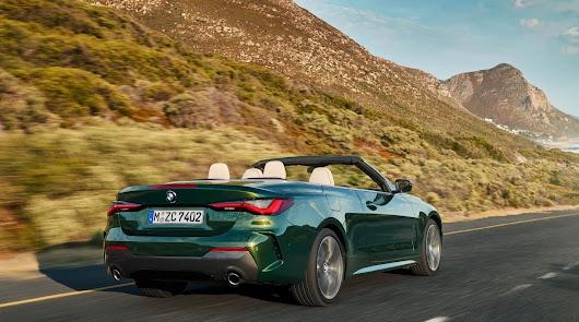 Automotor Costa ya admite pedidos del nuevo BMW Serie 4 Cabrio