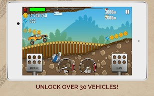 Hill Climb Racing screenshot for Android
