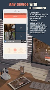 AtHome Camera - Home Security screenshot 3