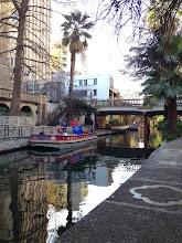 Photo: San Antonio River Walk