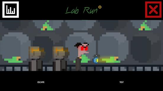 Lab Run - náhled