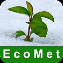 EcoMet: Plants under snow