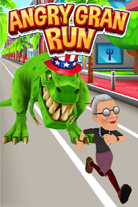 Angry Gran Run - Running Game v1.39 (Mod Money/Unlocked)