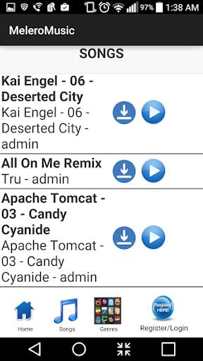 Melero Music- Free MP3 Music