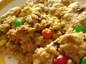 Monster Monster Cookies
