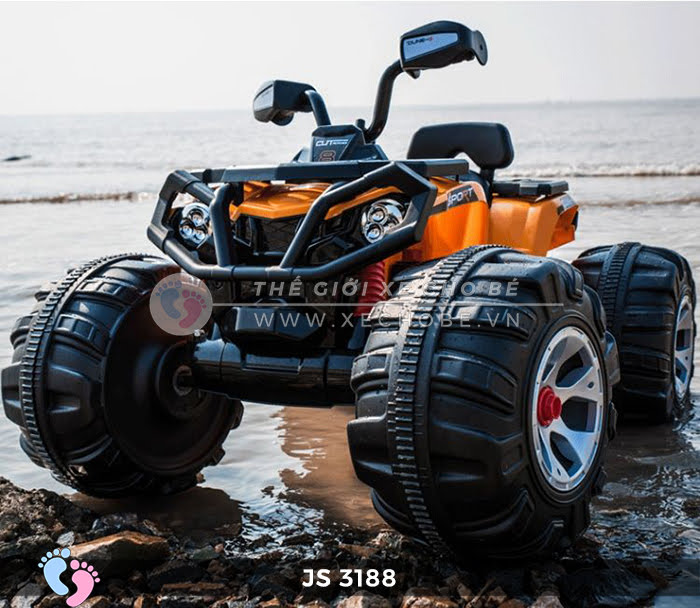 Xe moto điện trẻ em JS-3188 3