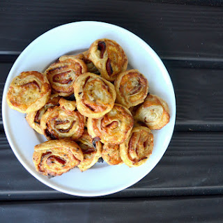 Pepperoni Pinwheels