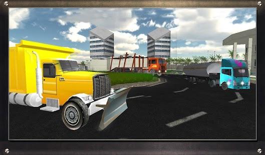 Real-Oil-Tanker-Truck-Driving 15