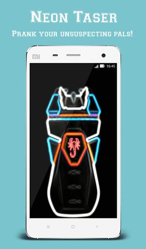 Neon-Taser