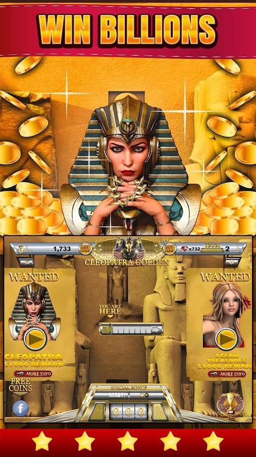cleopatra online slot pharaoh s