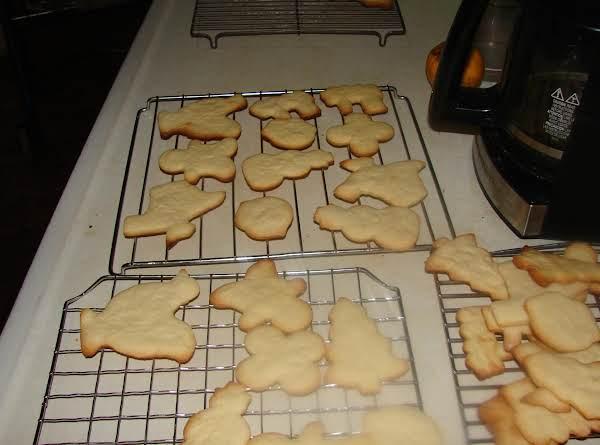Best Ever Butter Cookies