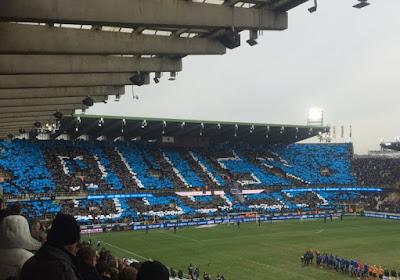 Agression d'un supporter de Manchester City: deux supporters du FC Bruges arrêtés