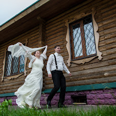 Wedding photographer Konstantin Nazarov (Nazarov). Photo of 18.02.2016