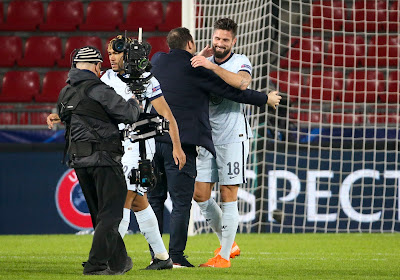 """Lampard encense Giroud: """"C'est le professionnel utlime"""""""