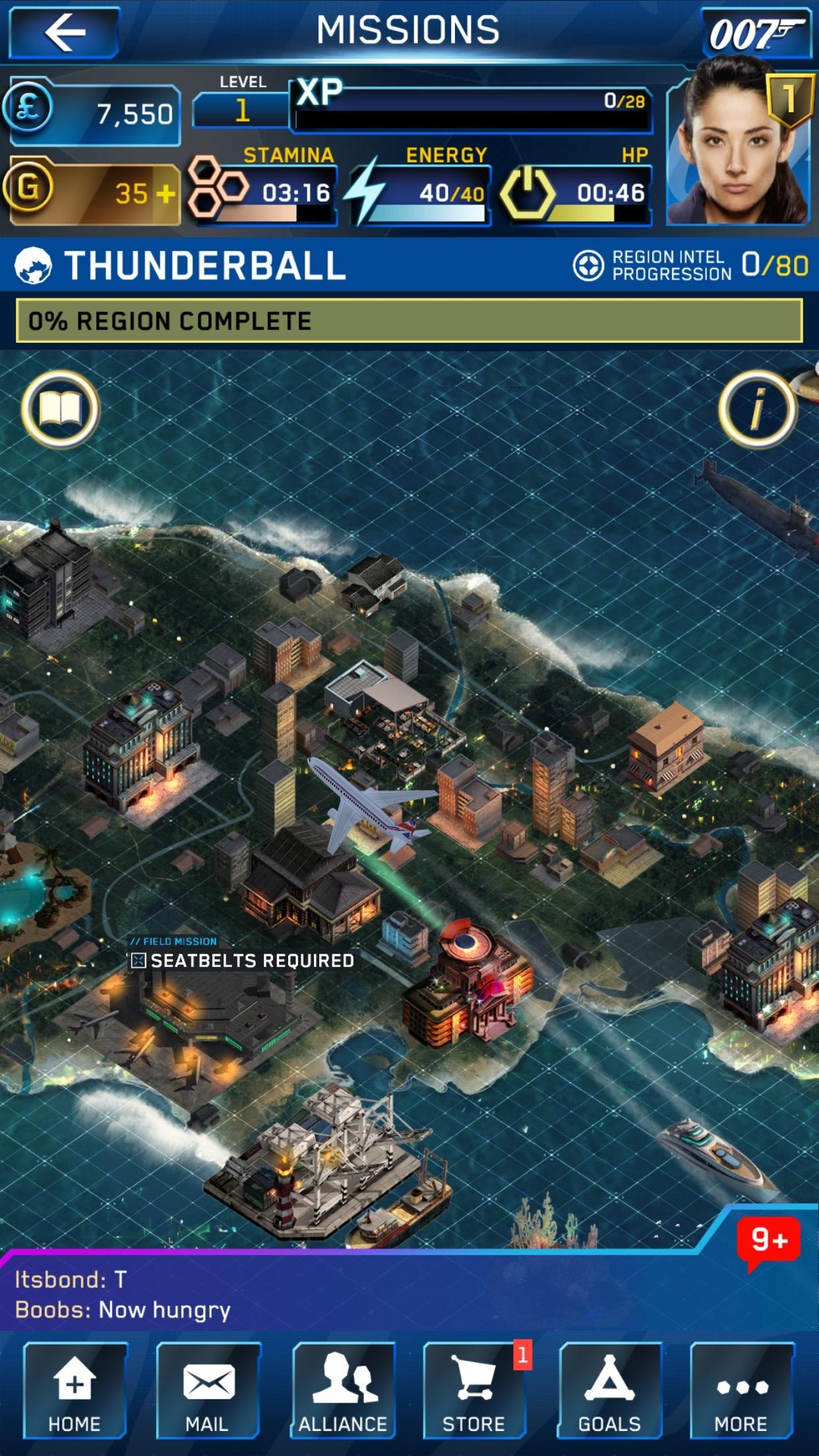 JAMES BOND: WORLD OF ESPIONAGE screenshot #12