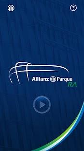 AllianzParque RA - náhled