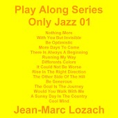 Play Along Series Only Jazz 01
