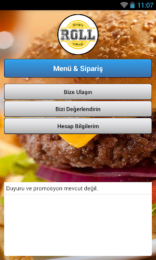 Roll Burger