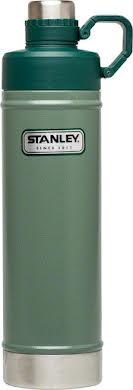 Stanley Vacuum Water Bottle: Hammertone Green, 25oz alternate image 7