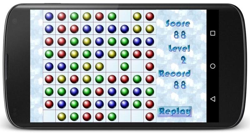 Скриншот Lines 98 Classical Games