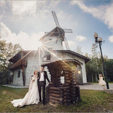 Wedding photographer Ivan Svetush (ivsvet). Photo of 19.08.2013