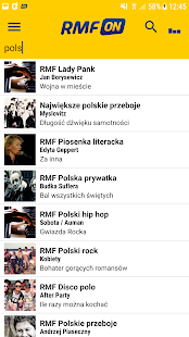 App RMFon.pl (Internet radio) APK for Windows Phone