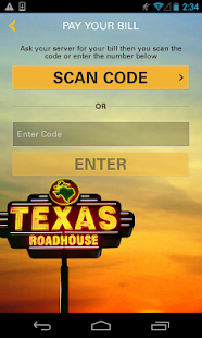 Texas Roadhouse Mobile- screenshot thumbnail