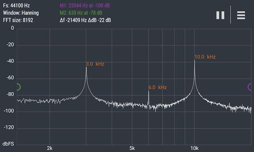 Advanced Spectrum Analyzer PRO 2.1 4