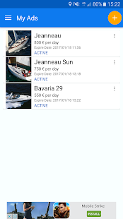 Boats/Yachts for Rent or Sale- screenshot thumbnail