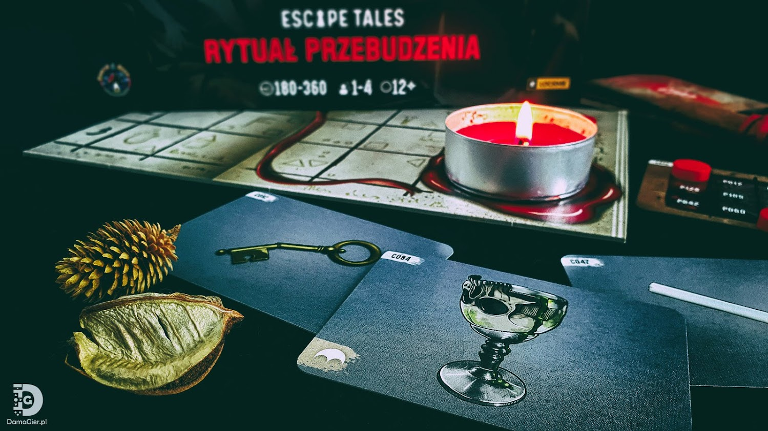 escape tales rytuał przebudzenia recenzja