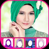 Hijab Style Photo Montage