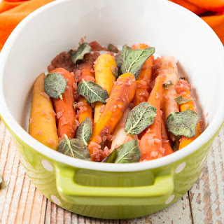 White Wine Glazed Carrots Recipes