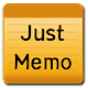 Download JustMemo For PC Windows and Mac
