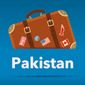 Pakistan Offline Map Android APK Download Free By Hikersbay - Free Offline Travel Guides And Maps