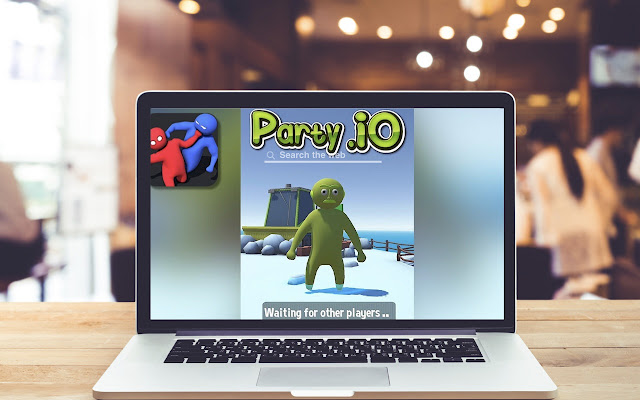 Party.io HD Wallpapers Game Theme