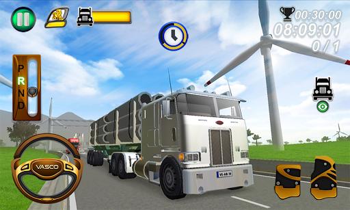 Extreme Truck Parking 3D