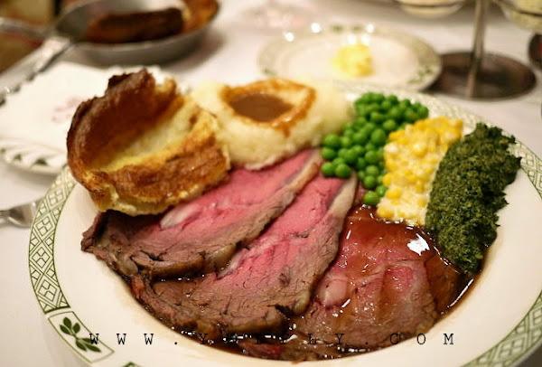慶生、紀念日、求婚最佳選擇 Lawry's ♥ 勞瑞斯牛肋排餐廳 menu 點餐大全
