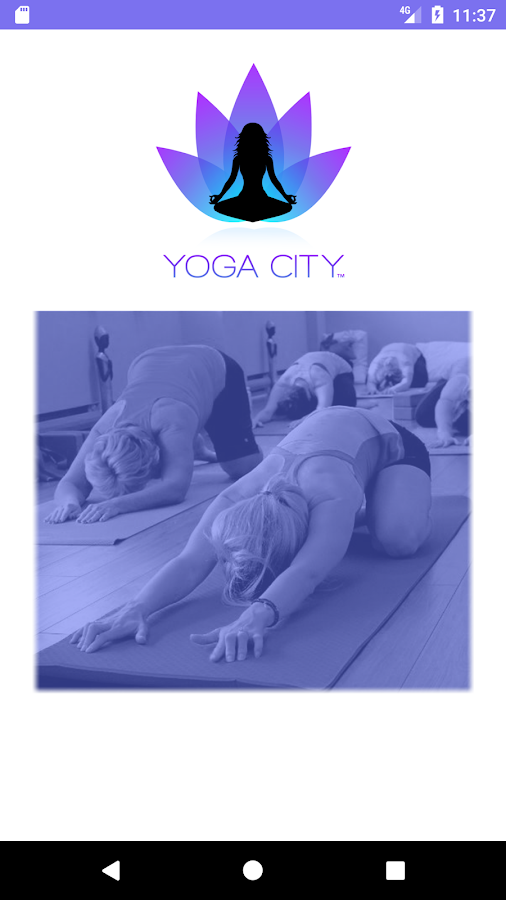 Yoga City- screenshot