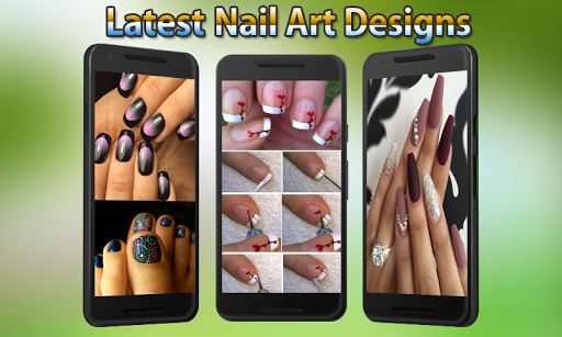 Nail Art Step by Step Designs - Nail Art Designs 1.0.1 screenshots 1