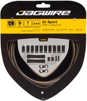 Jagwire 2x Sport Shift Cable Kit SRAM/Shimano alternate image 3