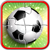 Soccer Kids Jigsaw Puzzle Game