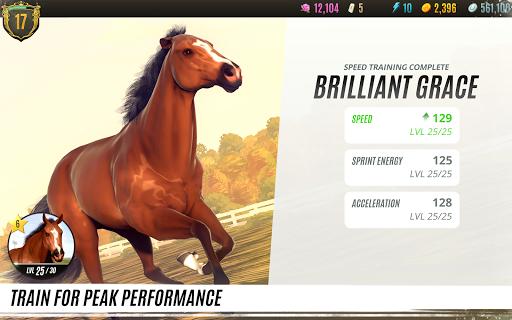 Rival Stars Horse Racing apkslow screenshots 12