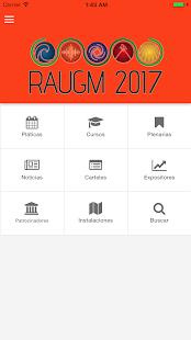 RAUGM 2017 - náhled