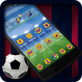 Football Barcelona Launcher